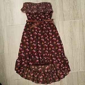 NWT Maurice's floral dress